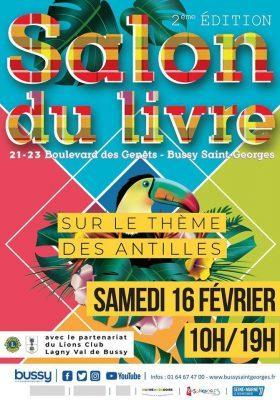 Affiche Salon de Bussy Saint-Georges